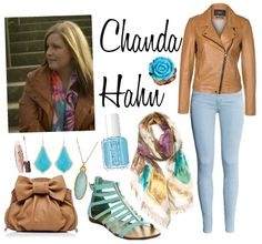 How To Dress Like Chanda Hahn For The Day. || great outfit