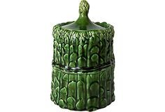 Asparagus Cookie Jar on OneKingsLane.com