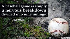 Baseball Quotes & Sayings Images