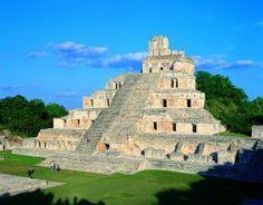 Campeche México: Destinos turísticos
