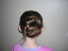 Great site for little girl hairstyles!