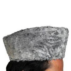 Kashmiri Silver Karakul Cap (Pess Dewar)