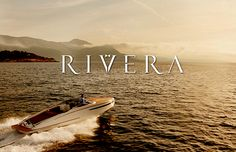 RIVERA // Barcelona Spain // Identity on Behance