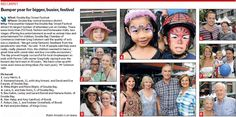 Wentworth Courier 7/11/13 write up on Double Bay Festival