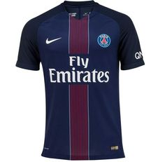 Zoom on the new Paris Saint-Germain Jersey 16-17