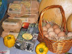 ...deze eieren van 'Fûgelfrij' smaken heerlijk bij het paasontbijt!