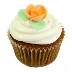 Cupcake de Carrotcake con queso dulce