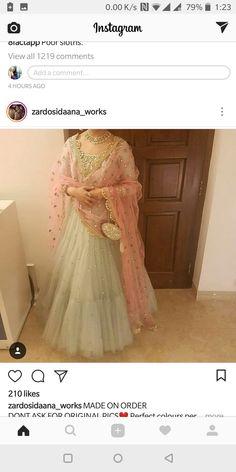 #more #followme @NASIHA NOORAIN Indian Reception Outfit, Bride Reception Dresses, Indian Wedding Gowns, Indian Dresses, Pakistani Dresses, Indian Designer Outfits, Designer Dresses, Party Wear Dresses, Bridal Dresses