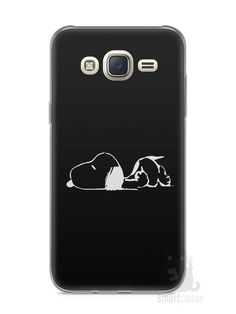 Capa Capinha Samsung J7 Snoopy #7 - SmartCases - Acessórios para celulares e tablets :)