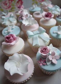 Vintage Cupcakes | Flickr: Intercambio de fotos