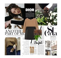 """""""679/465 ~01/01/2016"""" by dunoni ❤ liked on Polyvore featuring Christian Dior, xO Design, A.P.C., 3.1 Phillip Lim, ASOS, Church's, women's clothing, women's fashion, women and female"""