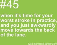 Backstroke I'll do fly over it and and my favourite is Breaststroke Swimming Funny, I Love Swimming, Swimming Diving, Swimmer Quotes, Swimming Motivation, Swimming World, Swimmer Problems, Competitive Swimming, Swim Team
