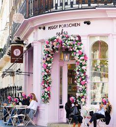 Food Guide: Peggy Porschen Cakes London - What to do in London - London Eye, East London, Chelsea London, London Street, London City, Covent Garden, 5 Days In Paris, Brighton, Restaurant Berlin