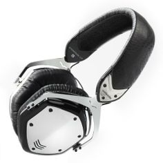 """V-MODA Crossfade LP Over-Ear Noise-Isolating Metal Headphone (Phantom Chrome) by V-Moda. $99.91. From the Manufacturer                    """"When it comes to the most important feature for headphones -sound quality-      V-MODA's Crossfade LP definitely delivers."""" -About.com          Why LP?       Superior Sound Unrivaled Durability  Comfort, Customization, Style  Portability  Detachable Microphone & Audio Cables         Superior Sound       """"Sound quality of the ..."""