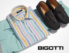 Fresh and subtle, the pastel colours are a remarkable refined choice for a day outfit. www.bigotti.eu #mensfashion #mensclothing #mensstyle #menswear #styleinspo #stylemood #mondayvibes #ootdmen #ootd #lookoftheday #smartcasual #outfitinspiration #pastels #softcolours