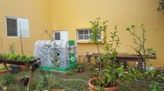 """""""We used to have a composter, but HomeBiogas is so much easier. Waste To Energy, Environmentalist, Cob, Revolution, Backyard, Garden, House, Patio, Garten"""