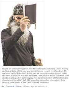 Duck Dynasty Si Robertson Bio | Did 'Duck Dynasty' Star Phil Robertson Really Say A&E Asked Family ...