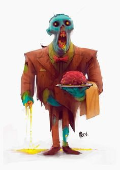 cartoon characters concept art - Google Search