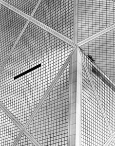 Bank of China, I M Pei, Hong Kong, 1982, photo-Adrian Gaut