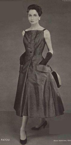 1955 Jean Patou