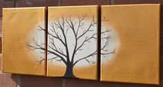 EXTRA LARGE WALL art gold original paintings on canvas acrylic