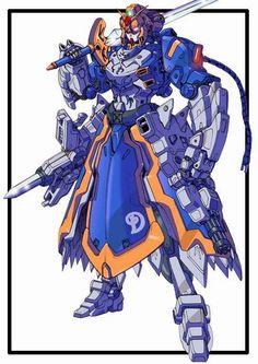 GUNDAM GUY: Awesome Gundam Digital Artworks [Updated 8/8/14]