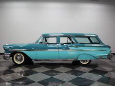 '58 Chevrolet Nomad