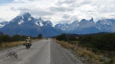 Those who choose to challenge the mountain passes are rewarded with some of the most breathtaking vistas found anywhere in the world. Patagonia End of the Earth Motorcycle Adventure with MotoQuest : http://www.motoquest.com/guided-motorcycle-tour.php?patagonia-end-of-earth-motorcycle-tour-30
