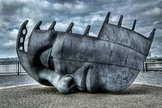 Check out this #Maritime Memorial at Cardiff Bay photographer by Steve Purnell Photography #photo