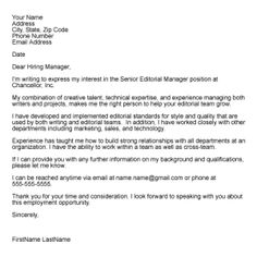 Get Formatting Tips for Composing a Job-Winning Cover Letter ...