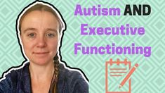 Autism and executive functioning. People on the autistic spectrum often have difficulty in the area of executive functioning, which affects their ability to . National Autistic Society, Executive Functioning, Autism Spectrum, Aspergers, Problem Solving, Youtube, Youtubers, Youtube Movies