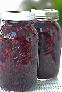 Blueberry pie filling - 10 Homemade Pie Fillings, Canning Recipes