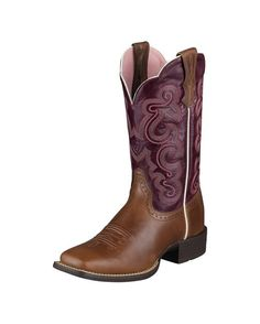 Click Image Above To Purchase: Ariat Ladies Quickdraw Western Boots Cowboy Boots Women, Cowgirl Boots, Western Boots, Gypsy Cowgirl, Cowboy Western, Cowgirl Outfits, Cowgirl Style, Cowgirl Clothing, Cowgirl Fashion