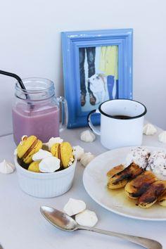 Café da manhã pra João