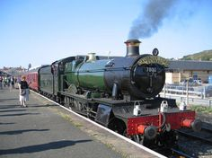 Trips on Steam Trains - What to Expect