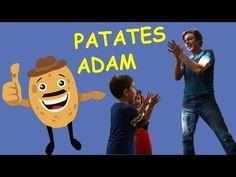 Patates Adam - Hareketli - Onur Erol - YouTube Baby Songs, Kids Songs, Youtube Comments, Preschool Songs, Grade 1, Baby Kids, Family Guy, Education, Movie Posters