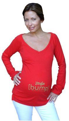 Red Black  Contast  Maternity Top Design Preganancy Pregnant Blouse