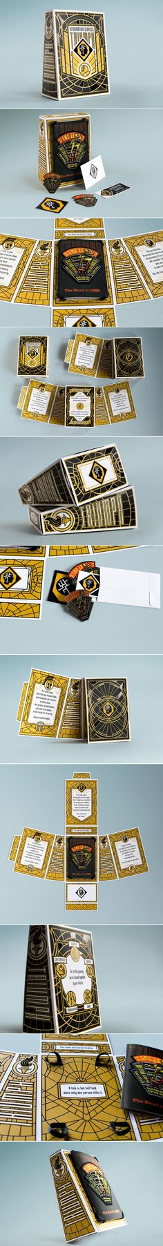 """This Award Comes With Beautiful Illustrations That Celebrate """"Triumph"""" — The Dieline 