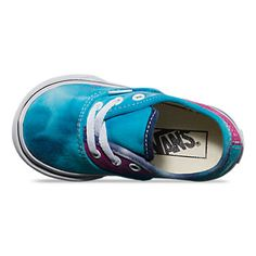 Toddlers Tie Dye Authentic | Shop Toddler Shoes at Vans