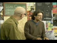 Luiz Carlos Vasconcelos no programa Em Cartaz.  Enviado em 18 de agosto de 2009 Programa da Tv Aberta - São Paulo, apresentação de Atilio Bari e Roberta Bari.