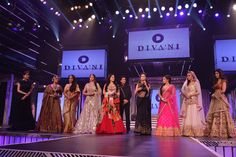 Celebs walk for Diva'ni Couture label launched by Yash Raj Films! Yash Raj Films, India First, Hindi Movies, Celebs, Celebrities, Every Woman, Fashion Brand, Falling In Love, Bollywood