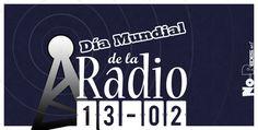 13 de febrero: Día Mundial de la Radio  #Efemérides en imágenes para #communityManager