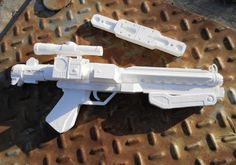 Blade Runner 2049 Agent K /'s Blaster Modèle cosplay Prop Toy 3D Imprimé