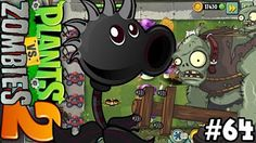 Plants vs Zombies 2 CITRON VS PEA POD   Pomelo vs Vaina - YouTube