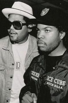DMC & Ice Cube