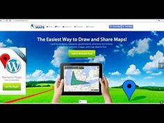 Free Technology for Teachers: How to Create Custom, Multimedia Maps on Scribble Maps - No Account Required Computer Teacher, Computer Lessons, Custom Map, Web 2, Social Science, Me On A Map, Google Drive, Multimedia, Geography