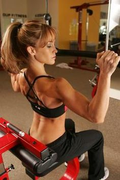 Great motivating website...a girl's struggle to lose weight and tone up.