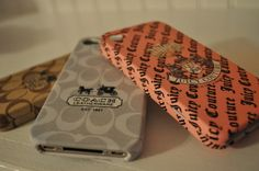 Juice Couture Iphone cases!