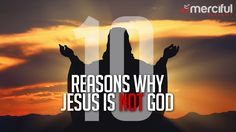 Very clear evidence on why Jesus can not be Almighty God, watch this with an open heart and open mind and within your heart keep asking the Almighty alone to guide you to the truth.