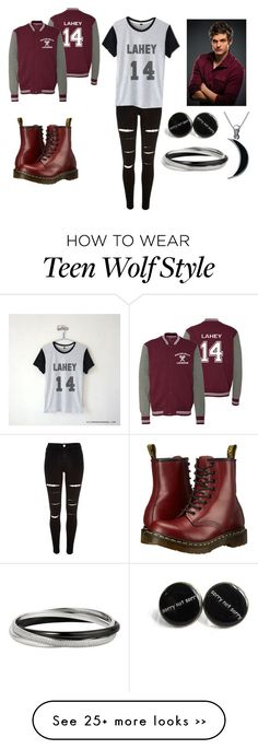 """Issac Lahey"" by cutie1496 on Polyvore featuring River Island, Dr. Martens and Carolina Glamour Collection"